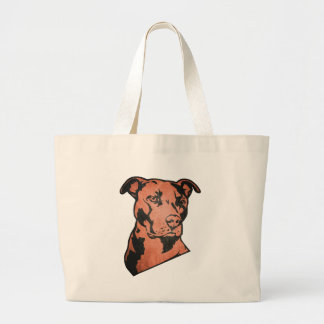 Pitbull chien grand sac