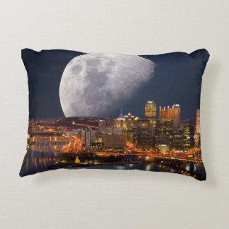 Pittsburgh planant coussins décoratifs