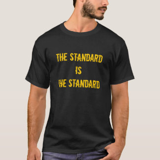 Pittsburgh Steelers la NORME de STANDARDISTHE T-shirt