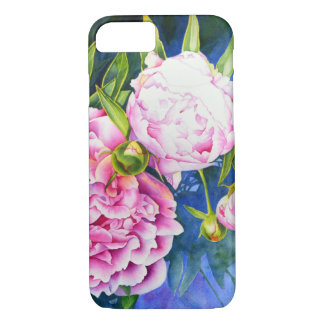 Pivoine Coque iPhone 7