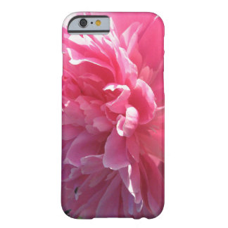 Pivoine rose coque barely there iPhone 6