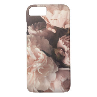 Pivoines Coque iPhone 7