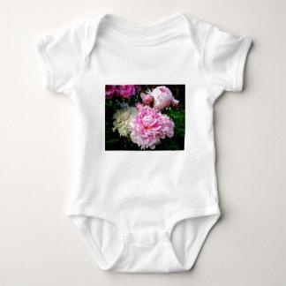 Pivoines roses et blanches body