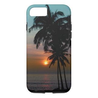 PixDezines Hawaï/coucher du soleil/plage Coque iPhone 7