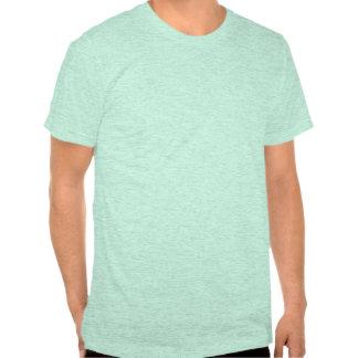Pixel de vert d'oiseau de Vanwizle T-shirts