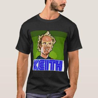 Pixel foncé Keith de chemise T-shirt