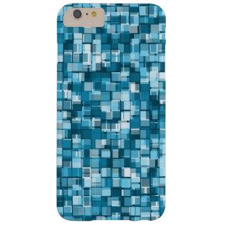 Pixels bleus coque barely there iPhone 6 plus