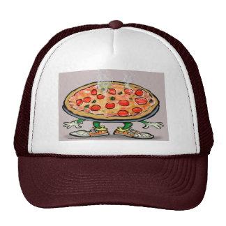 Pizza Casquette De Camionneur