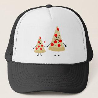 pizza de fête des pères casquette