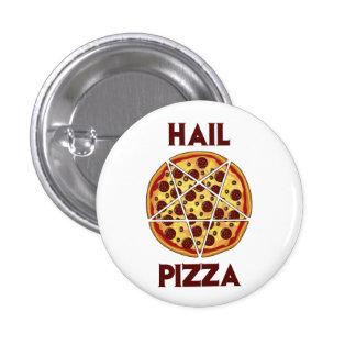 Pizza de grêle badges