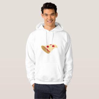 Pizza Veste À Capuche