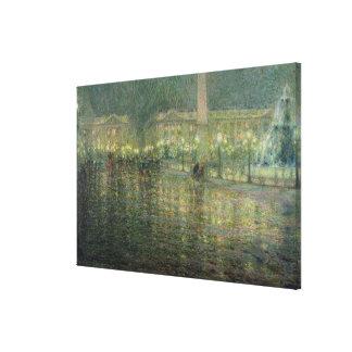 Place de la Concorde, c.1909 Toiles