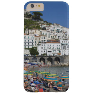 Plage à Amalfi, Campanie, Italie Coque Barely There iPhone 6 Plus