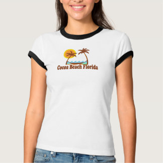 Plage de cacao t-shirt