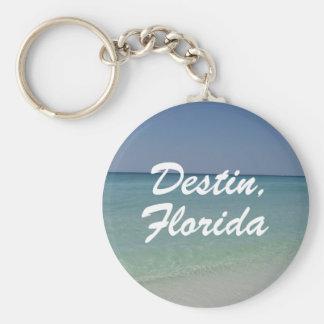Plage de Destin la Floride Porte-clés