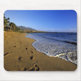 Plage de Kaanapali, Maui, Hawaï, Etats-Unis Tapis De Souris