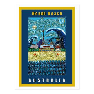 Plage de la carte postale | Luna Bondi | Bondi