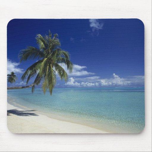 Plage de Matira sur l'île de Bora Bora, Tapis De Souris