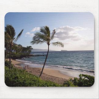 Plage de Maui Tapis De Souris