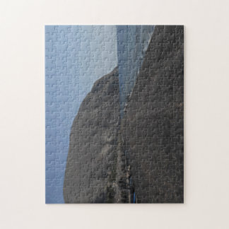 Plage de Santorini Puzzle