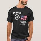 Plage d'Omaha, T-shirt de la Normandie
