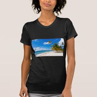 Plage en République Dominicaine de Saona T-shirts