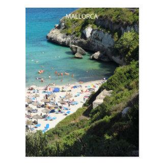 plage Majorque postale Carte Postale
