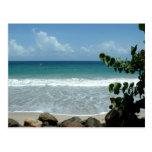 Plage (plage), Le Diamant - Martinique, FWI Carte Postale