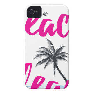 plage svp coques Case-Mate iPhone 4