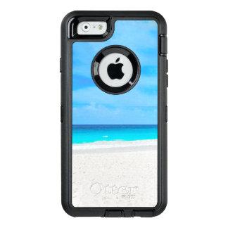 Plage tropicale, l'eau de turquoise coque OtterBox iPhone 6/6s