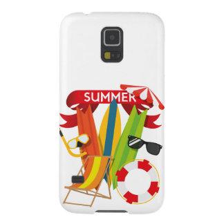 Plage Watersports d'été Coque Galaxy S5