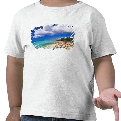Plages, Barahona, République Dominicaine, 2 T-shirts