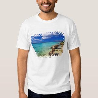 Plages, Barahona, République Dominicaine, 3 T-shirts