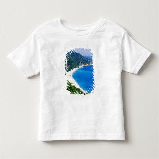 Plages, Barahona, République Dominicaine, T-shirts