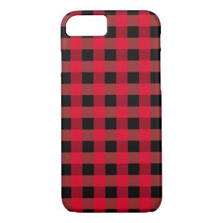 Plaid de Buffalo Coque iPhone 7