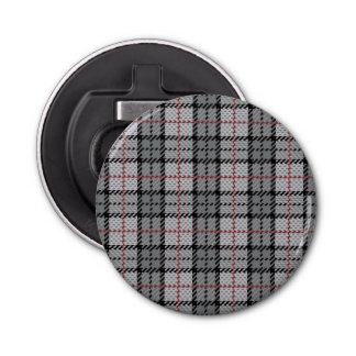 Plaid de pixel dans le gris avec la rayure rouge