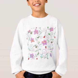 Plaid de ressort sweatshirt