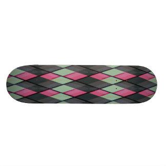 Plaid Skateboards Customisés