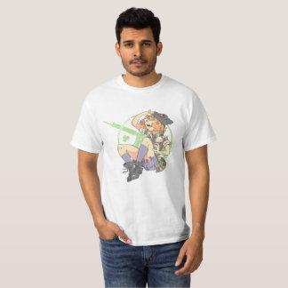 Plaine de Troublesmaker (peu d'Armalite) T-shirt