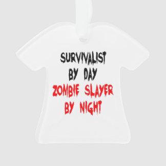 Plaisanterie de zombi de Survivalist