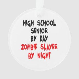 Plaisanterie de zombi d'élève de terminale