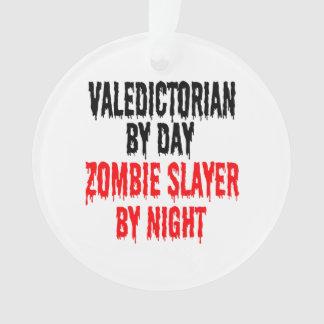 Plaisanterie d'écarté de zombi