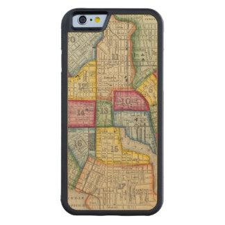 Plan de Baltimore Coque iPhone 6 Bumper En Érable