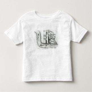 Plan de Rochester T-shirt Pour Les Tous Petits