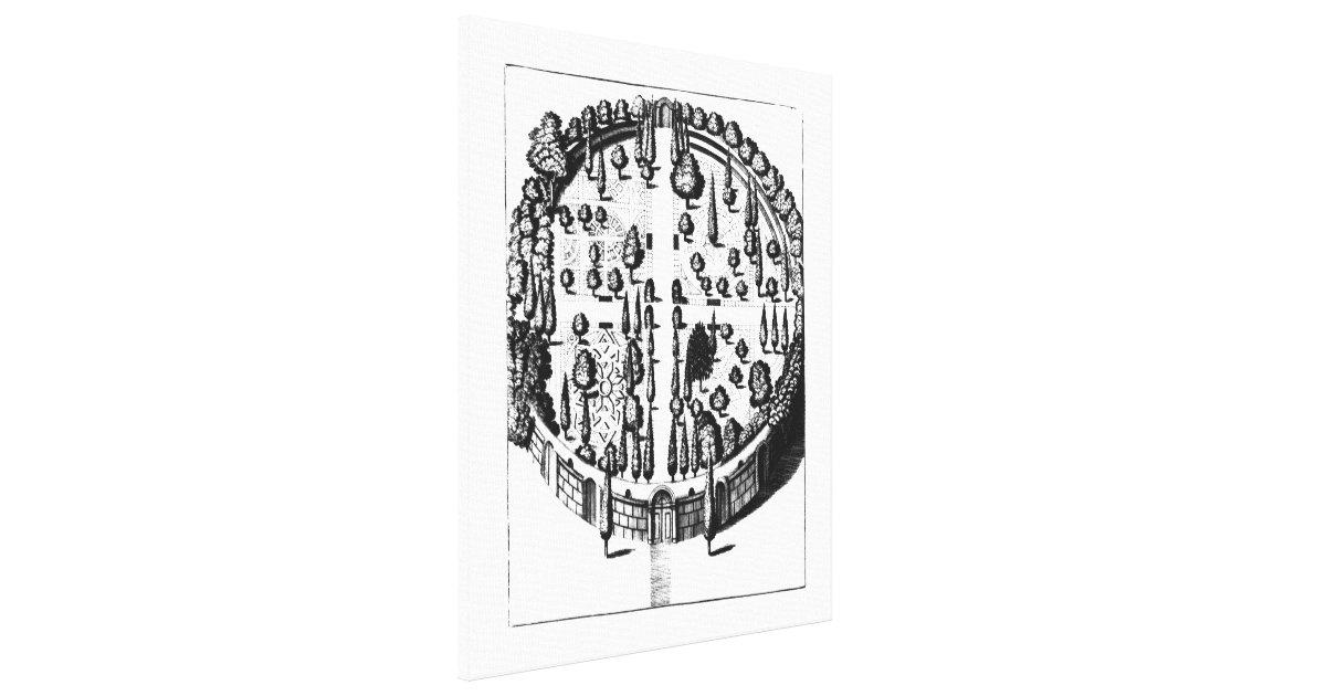 Plan du jardin botanique l 39 universit de toiles tendues for Bd du jardin botanique
