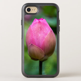 Plan rapproché de bourgeon floral de lotus, Bali Coque Otterbox Symmetry Pour iPhone 7