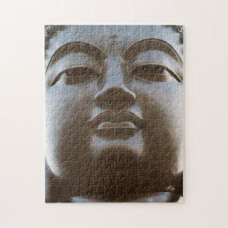 Plan rapproché de statue de Bouddha Puzzle