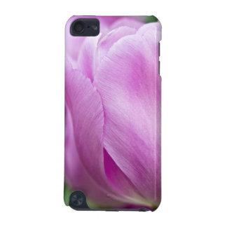 Plan rapproché de tulipe coque iPod touch 5G