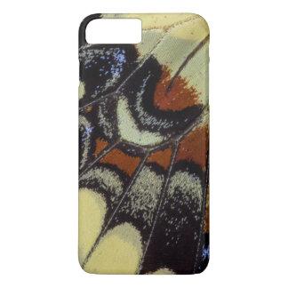 Plan rapproché tropical de papillon coque iPhone 7 plus