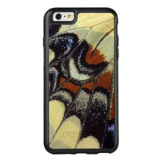 Plan rapproché tropical de papillon coque OtterBox iPhone 6 et 6s plus